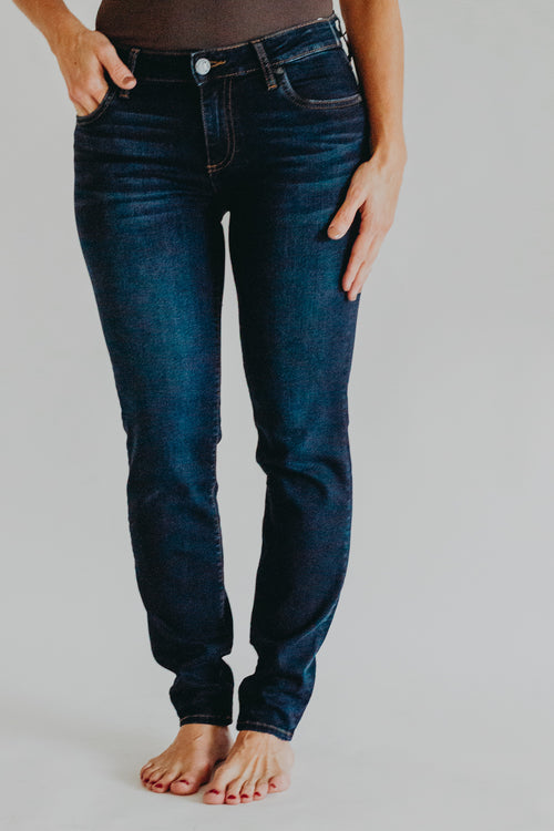 KUT Diana Relaxed Skinny *Initiative Wash
