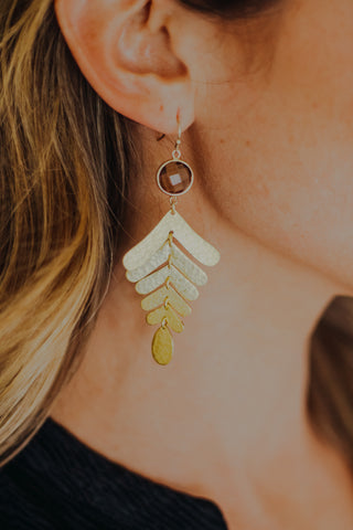 Safari Earring