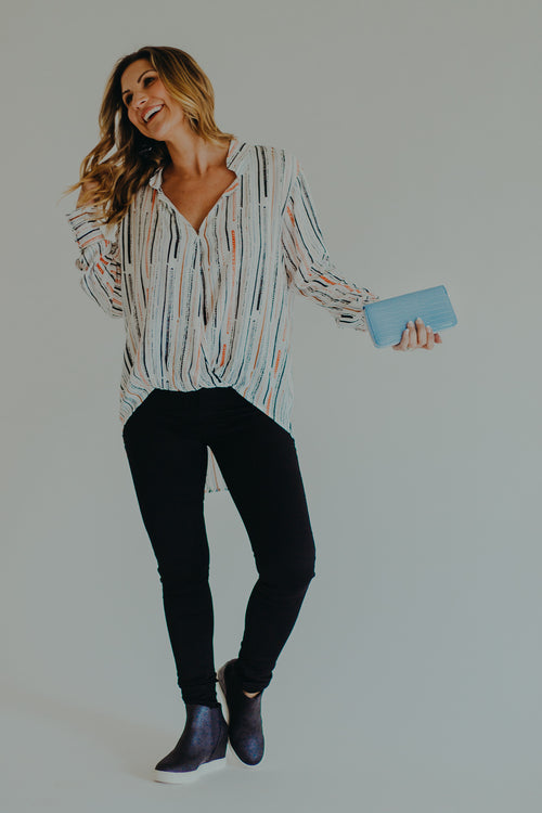 Cailen Long Sleeve Top