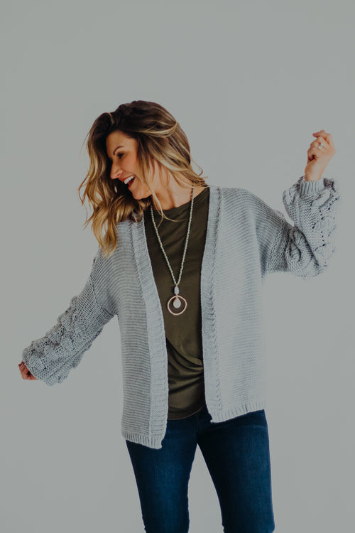 Geena Sweater Cardigan