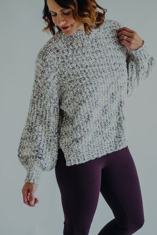 Morghen Ivory Sweater
