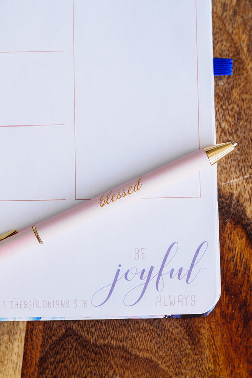 Blue Joyful List