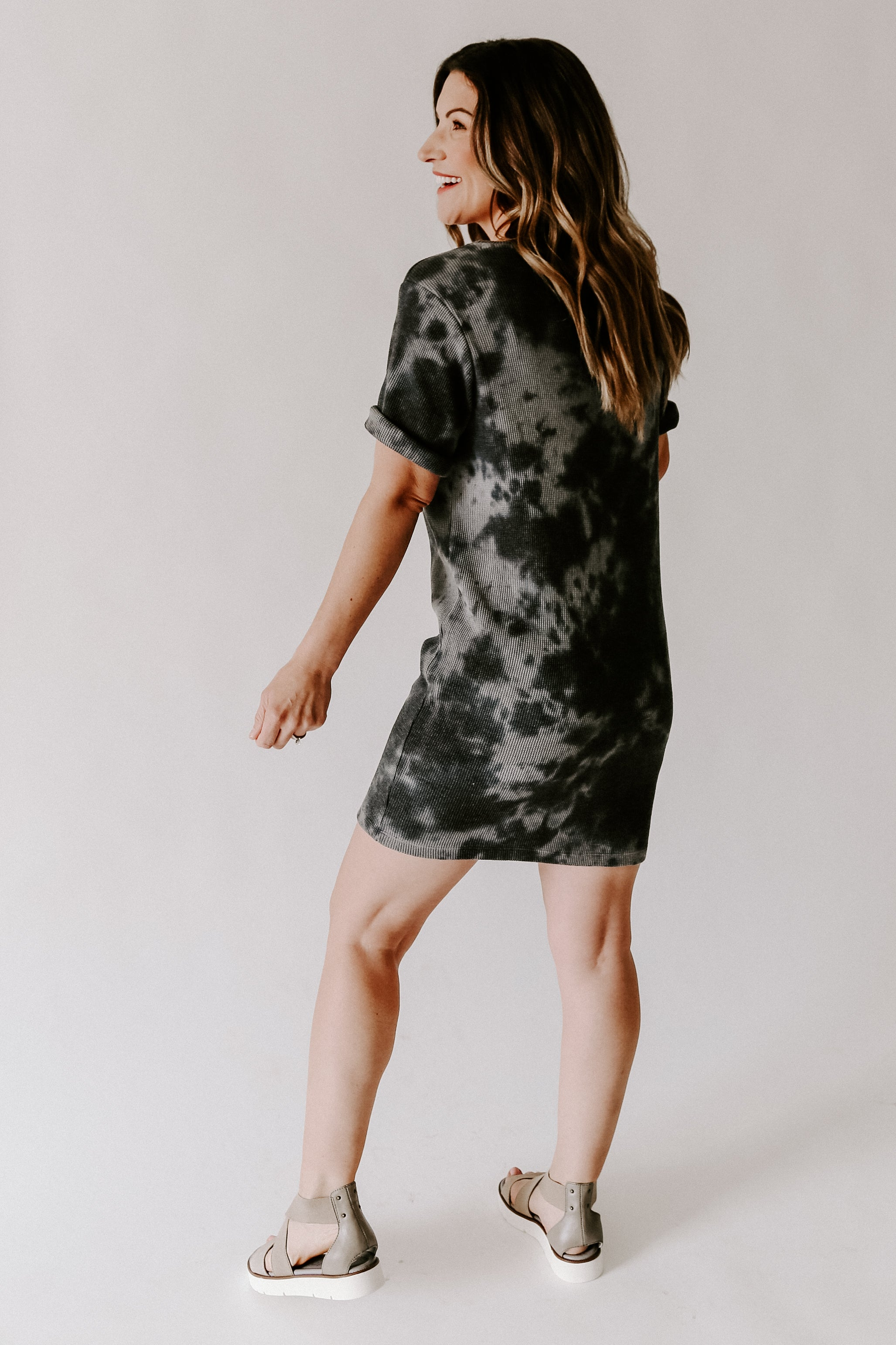 Frankie Tie Dye Dress