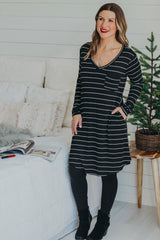 Mae Stripe Dress