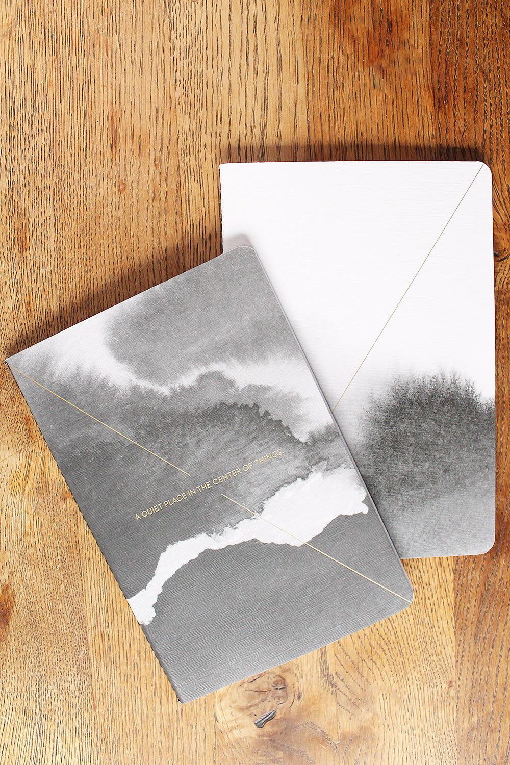 Ink & Water 2 Pack Notebook