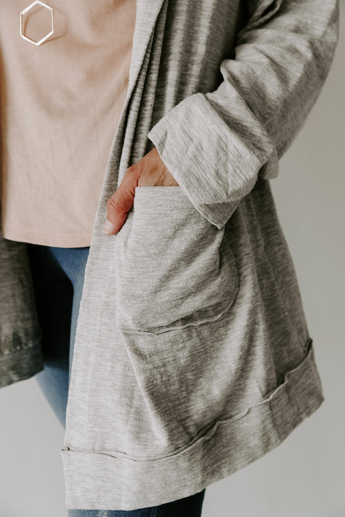 Light Cloud Cardigan