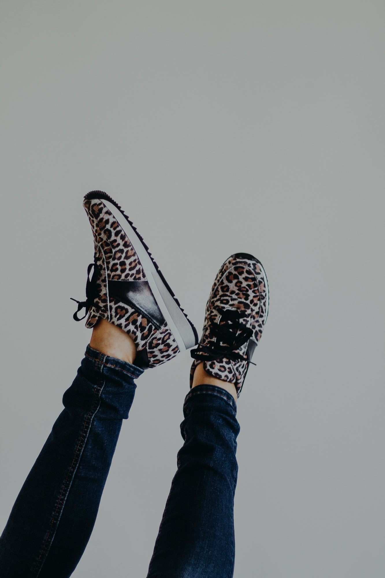 Holly Fashion Sneakers *Leopard