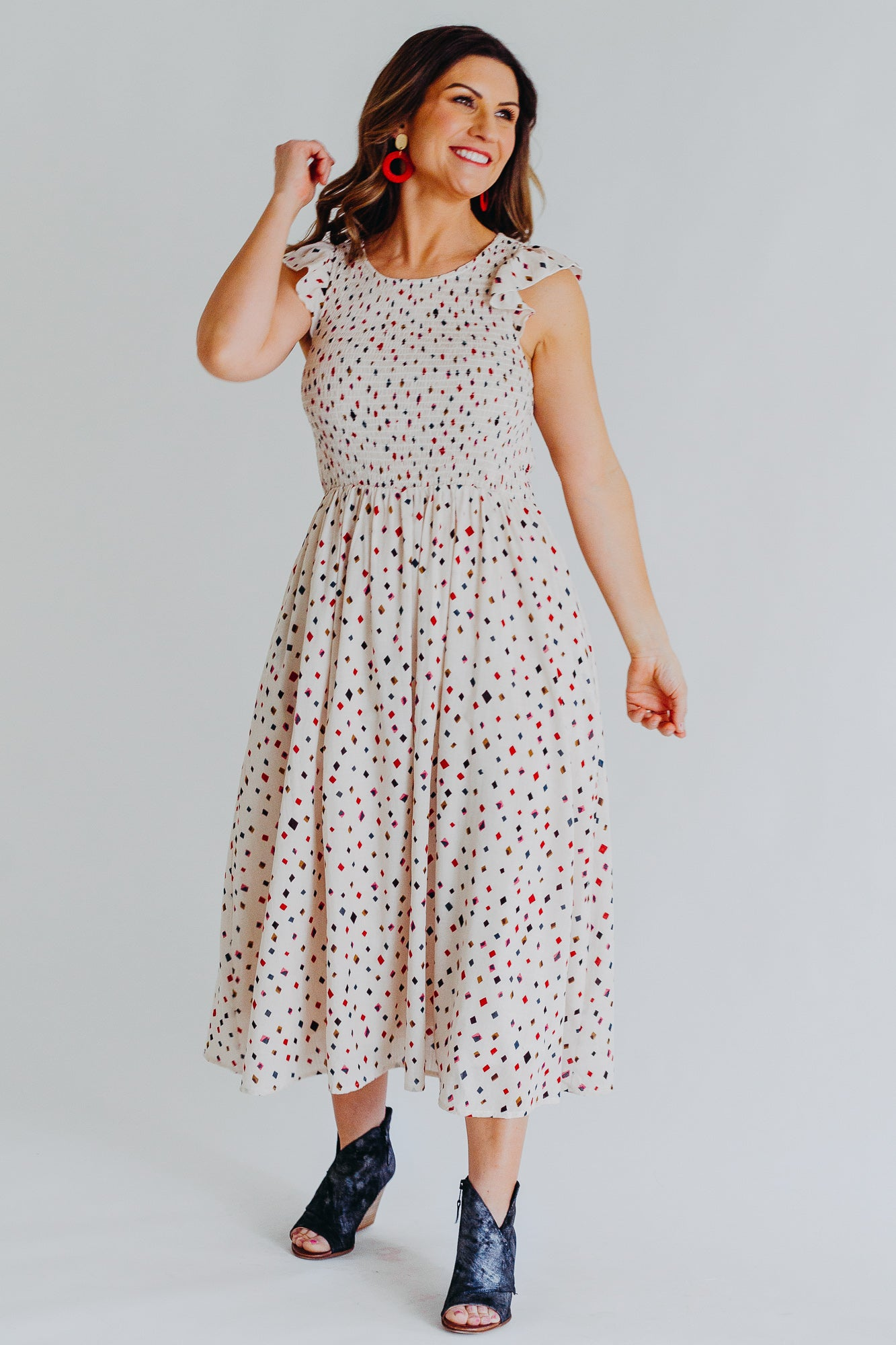 THML Funfetti Dress