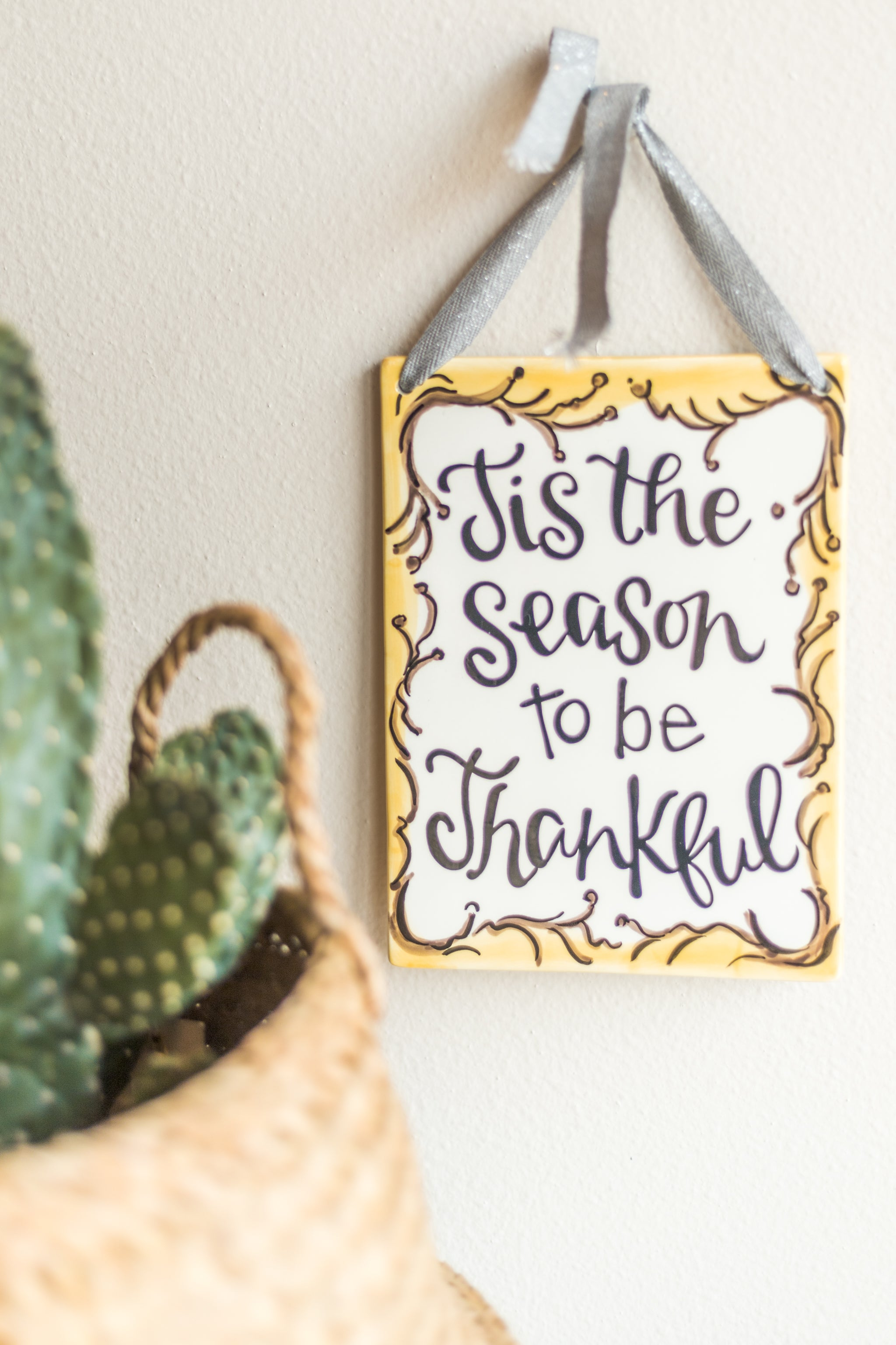 Tis the Season 8x6 Hanging Tile
