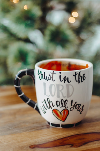 Joy of the Lord Camp Mug