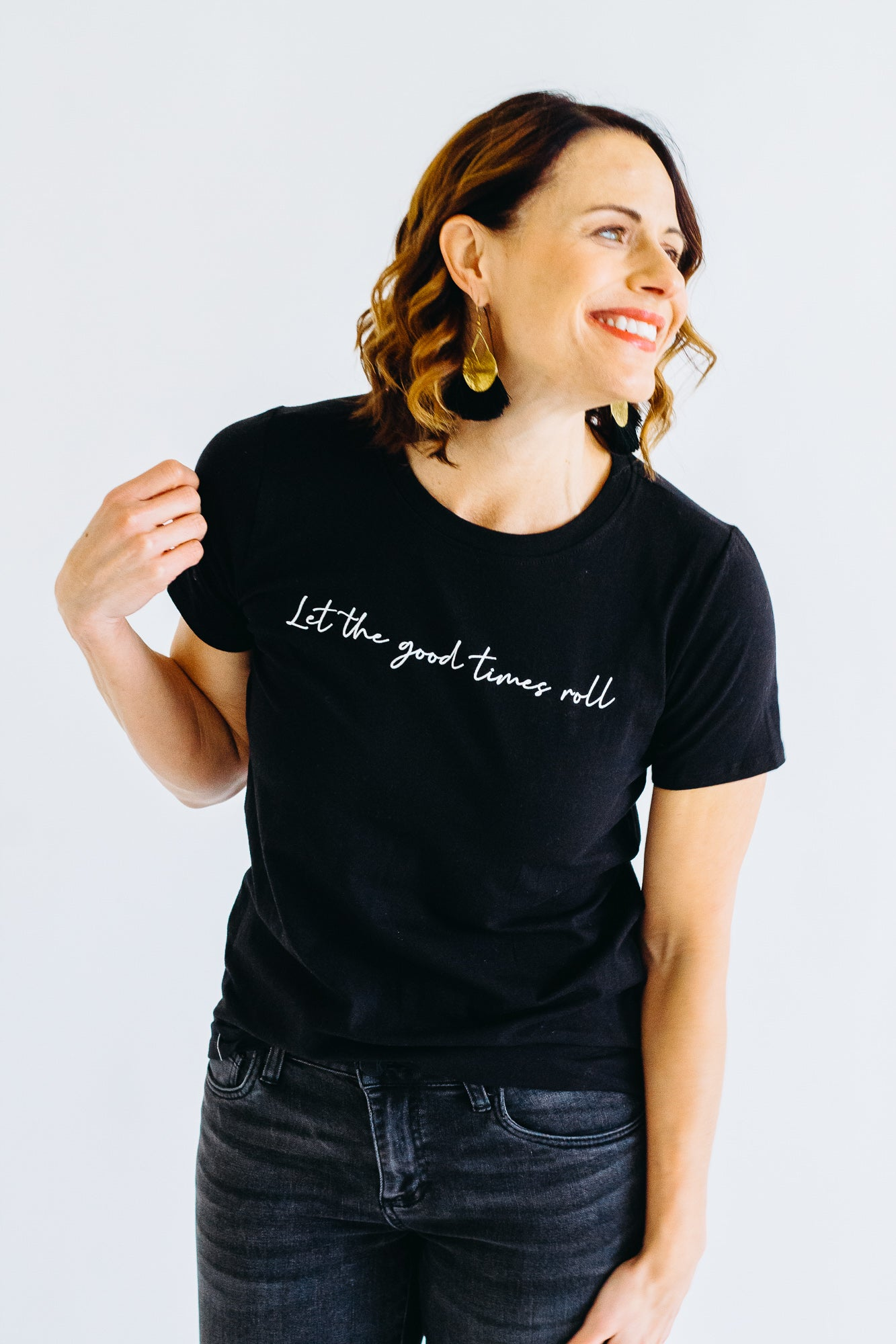 Let the Good Times Roll Graphic Tee