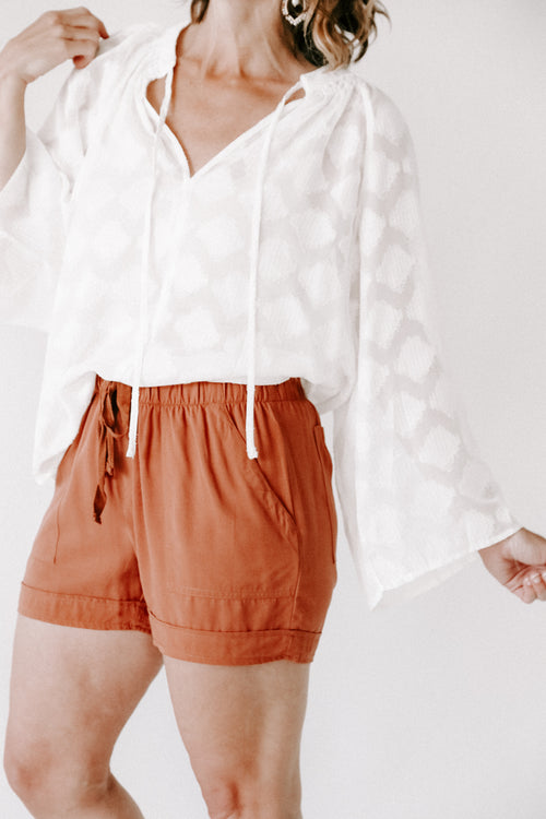 Bishop + Young Pearl Willow Blouse