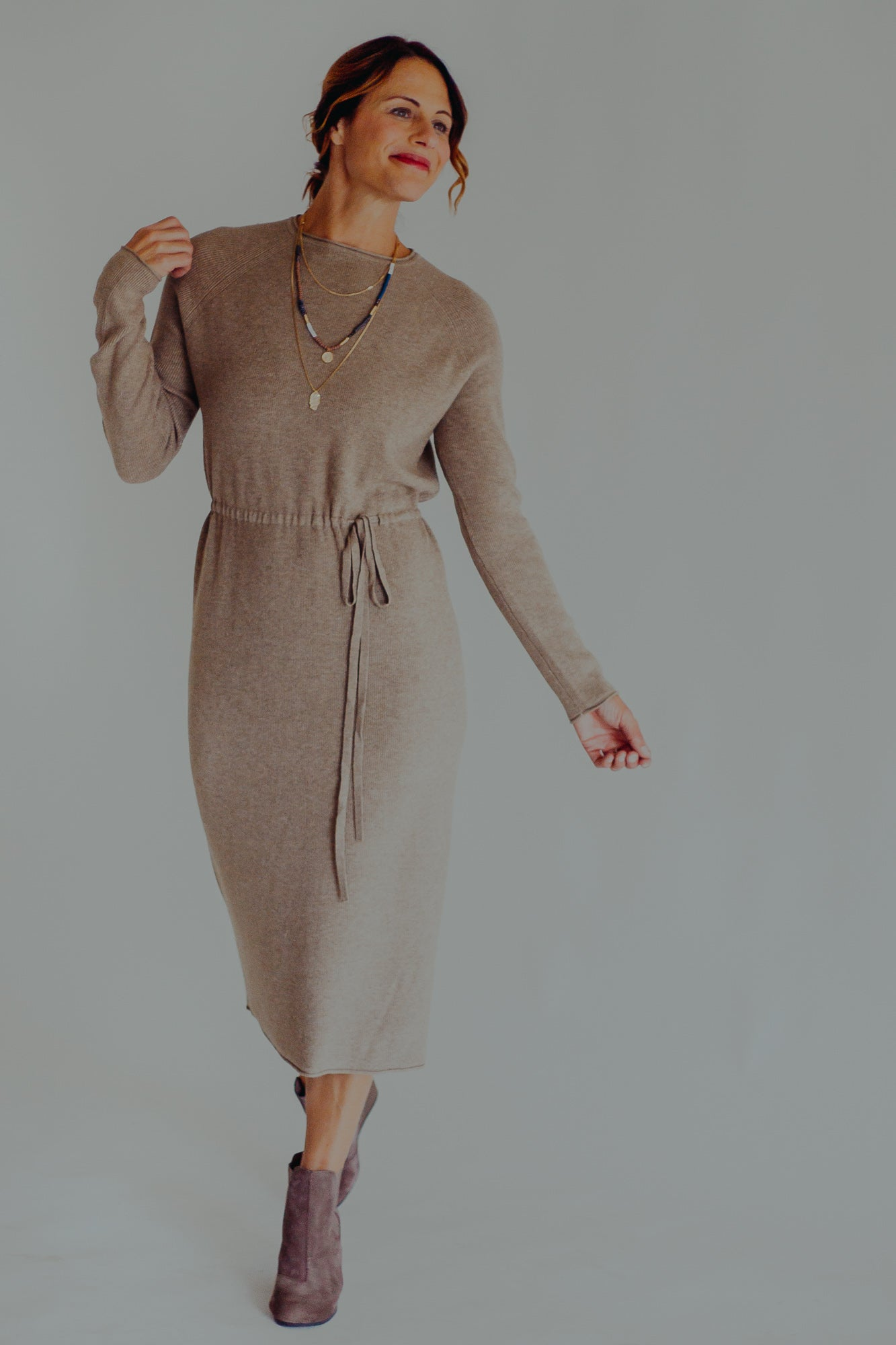 Klausen Sweater Dress