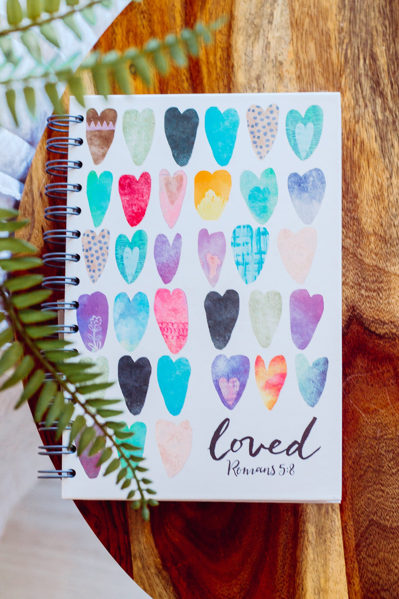 Loved Hearts Journal