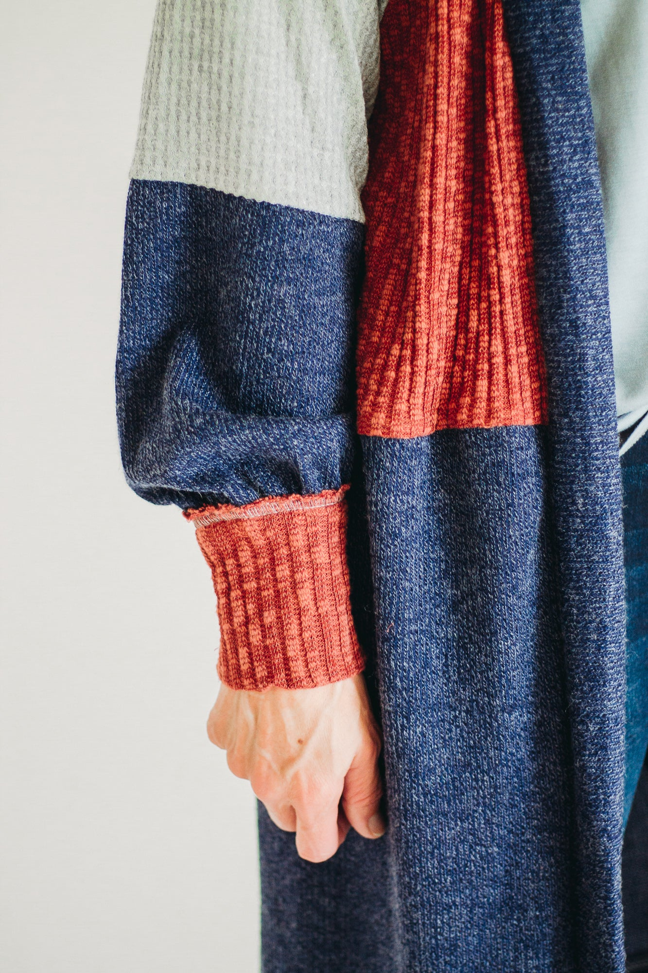 Winter Maxi Sweater Cardigan