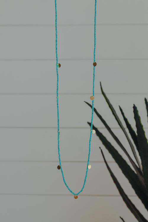Tilly Turquoise Necklace