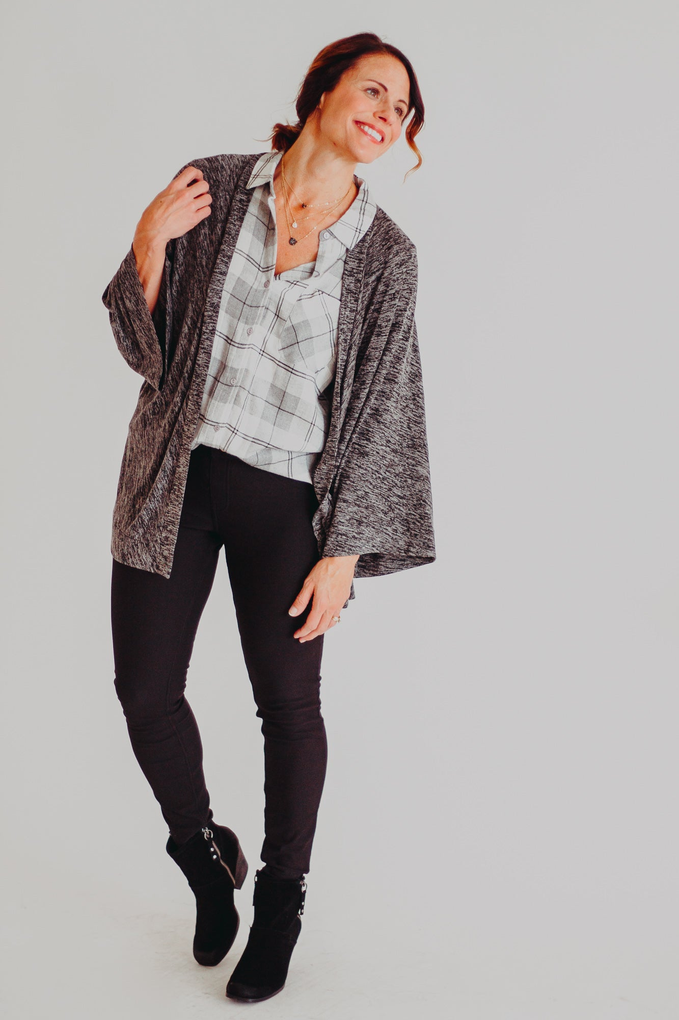Jordyn Cardigan *Black