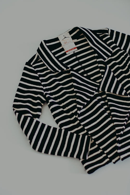 Rachael Striped Blazer