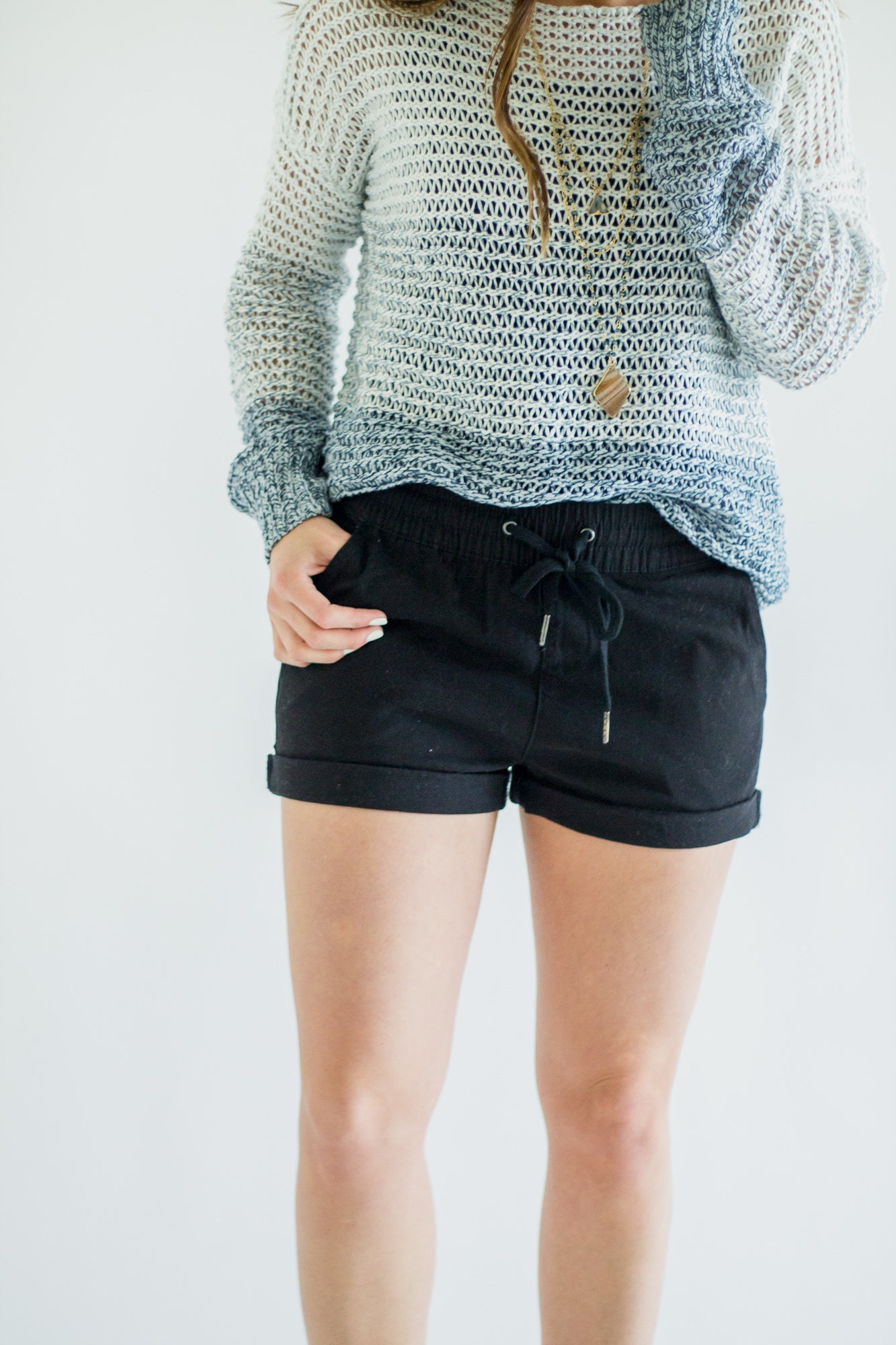 Fawna Short *Black