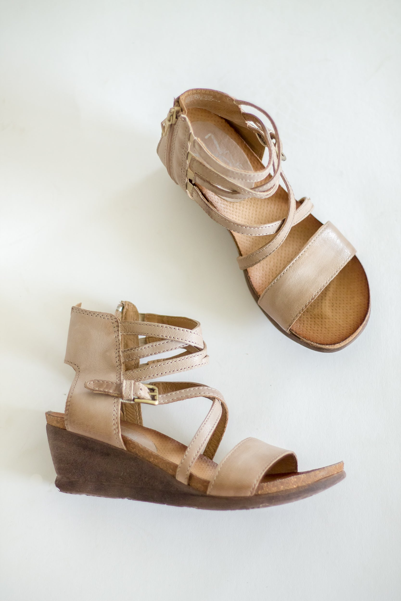 Miz Mooz Pebble Shay Wedge