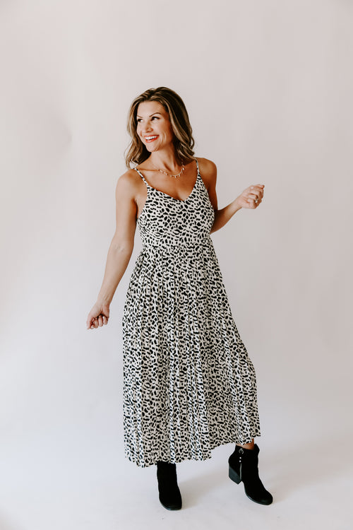 Dayze Leopard Dress