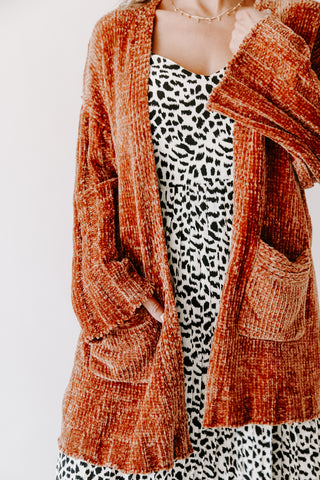 The Mikayla Cardigan