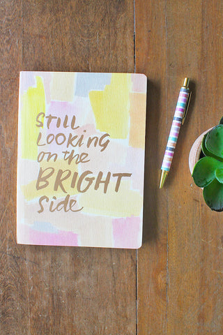 Bright Side Watercolor Notebook