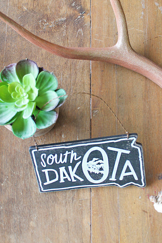 Ornament - South Dakota