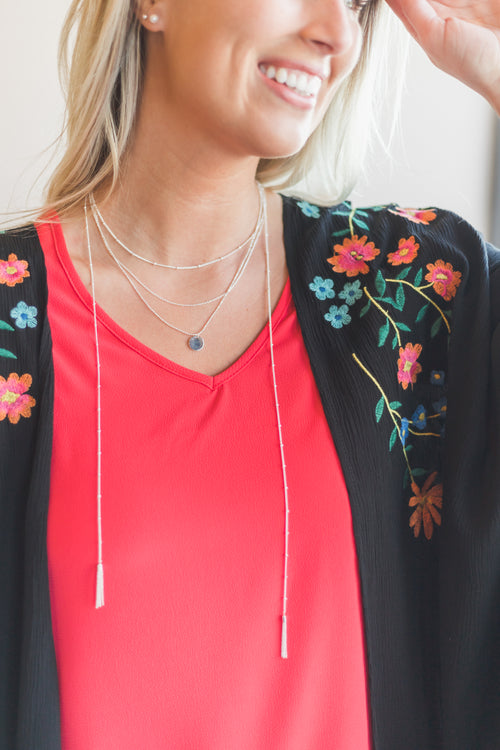 Joslyn Layer Necklace