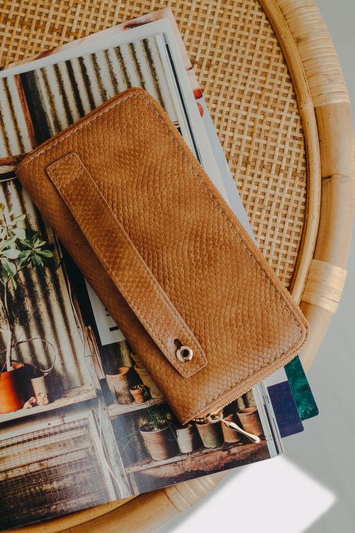 Winonah Wallet *Brown