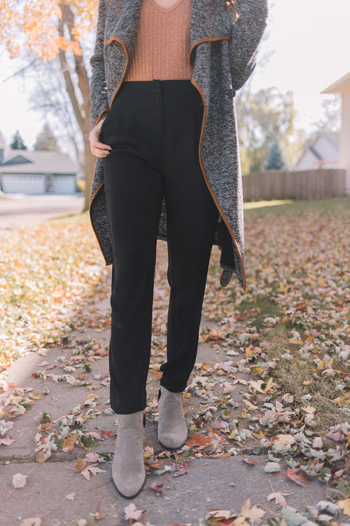 Out on the Town Pant *Black