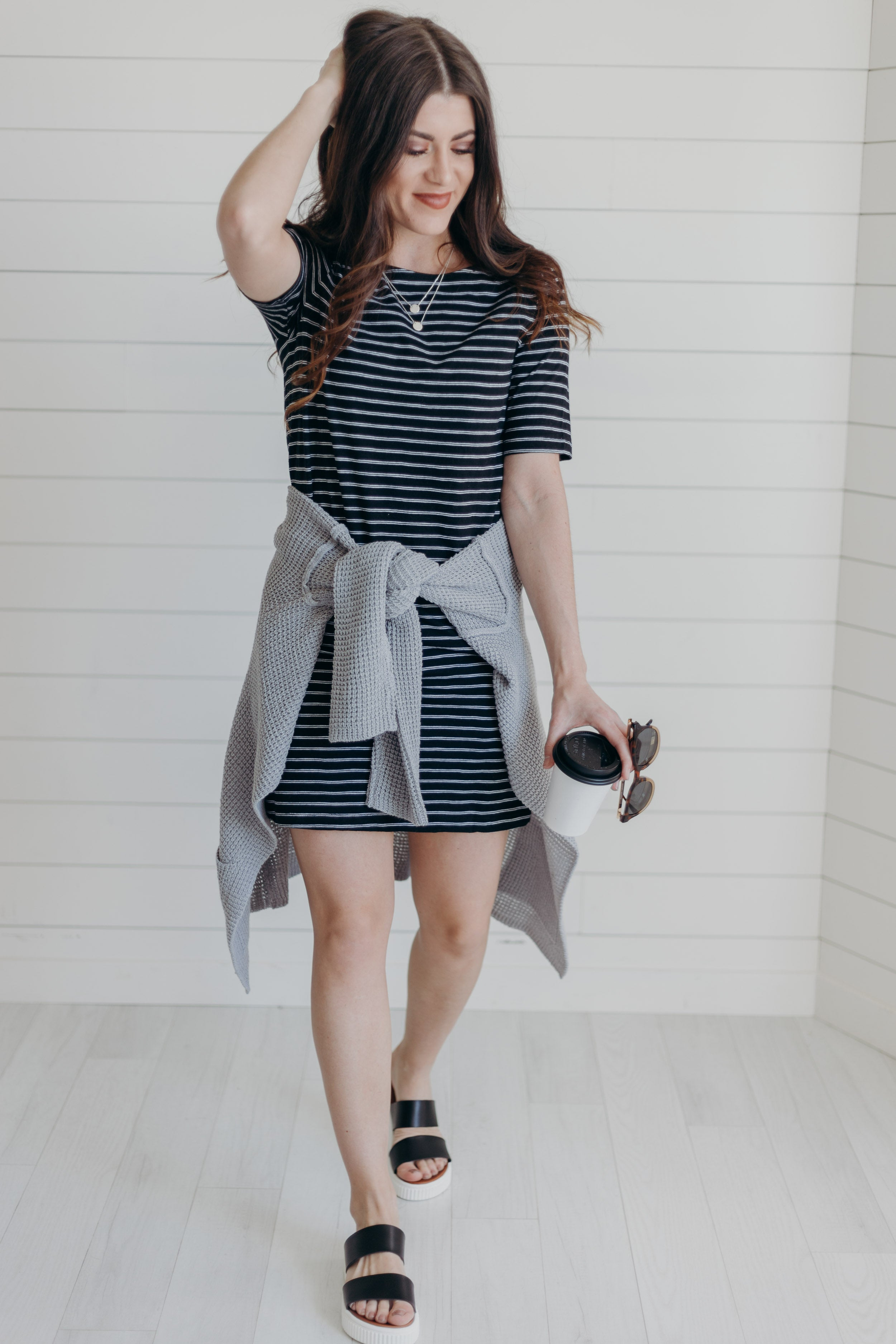 Preston Stripe Dress