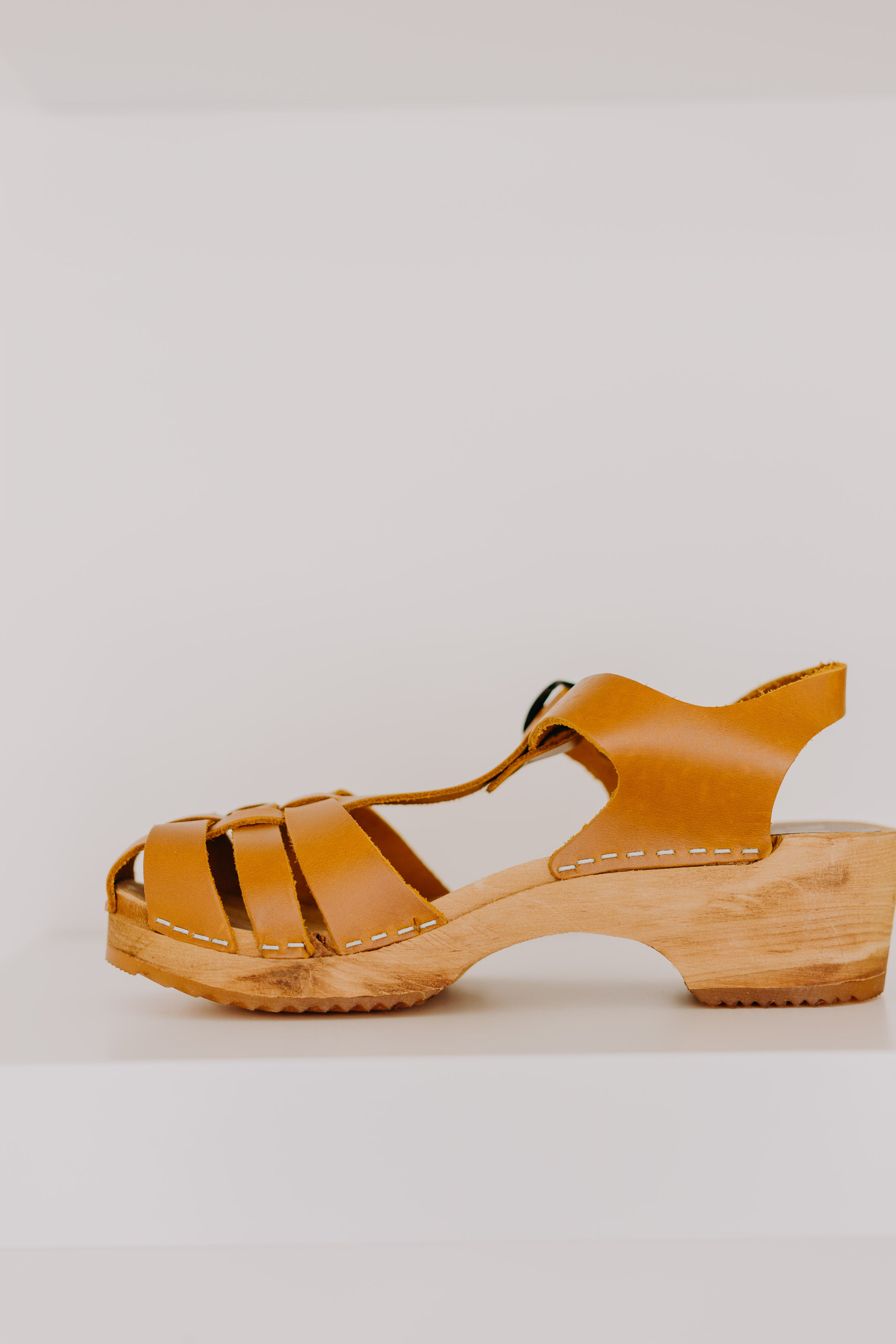 MIA Emilly Leather Clog