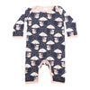 Raining Koala Long Romper