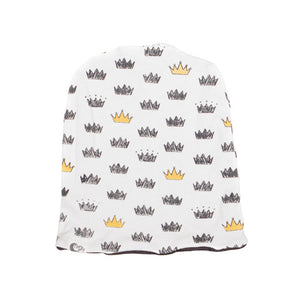 Crown Reversible Slouch Beanie