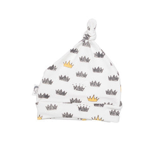 Crown Knotted Baby Hat – Moon Jelly 7d617c9aae2