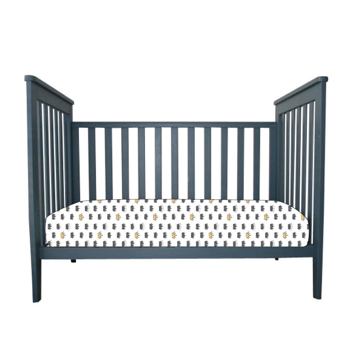 Crown Cot Sheet