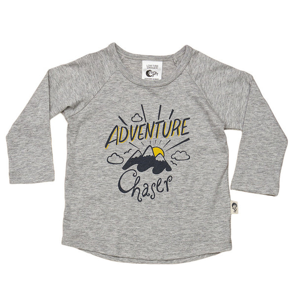 Adventure Organic Cotton T-Shirt - Moon Jelly