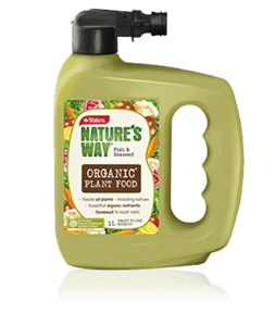 Yates Nature's Way Organic Plant Food Hose On 1L