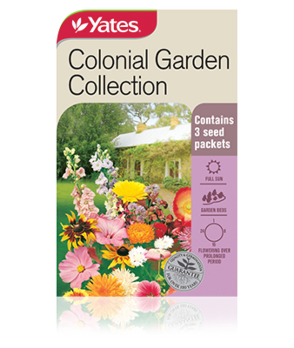Colonial Garden Collection - yatesgardening
