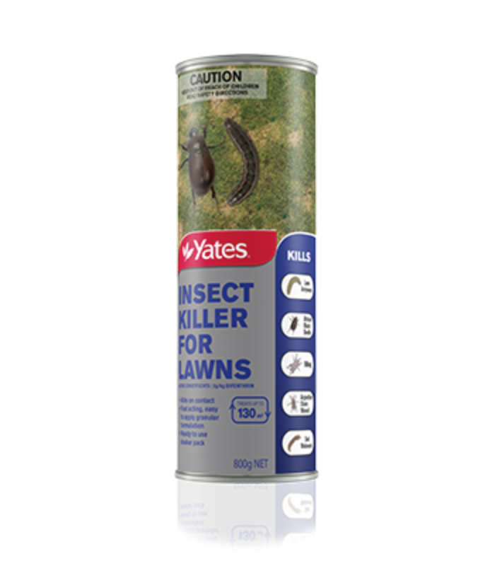 Yates Insect Killer For Lawns 800g