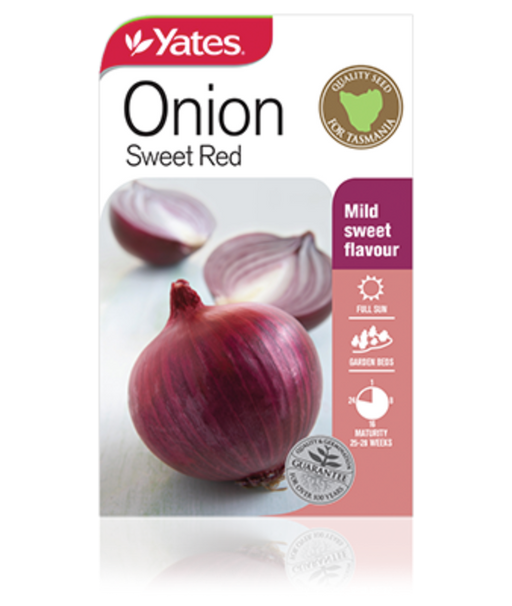 Onion Sweet red - Yates Australia