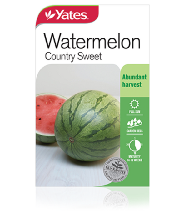Watermelon Country Sweet - yatesgardening