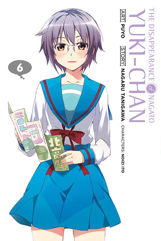Disappearance of Nagato Yuki-Chan, The - Manga Vol 006