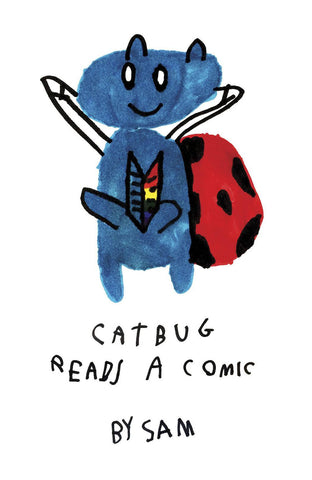 Bravest Warriors - Catbug Reads A Comic - Comic Issue #1