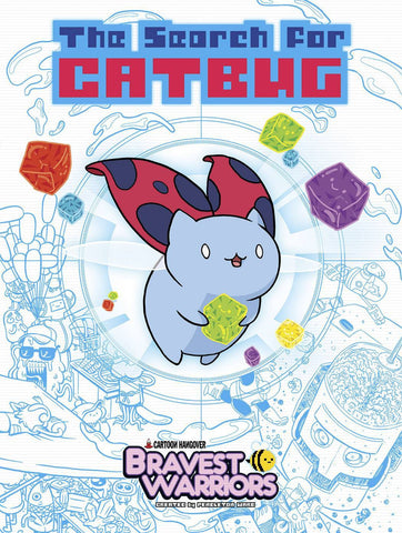 Bravest Warriors - Search For Catbug HC