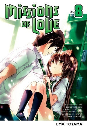 Missions of Love - Manga Vol 008