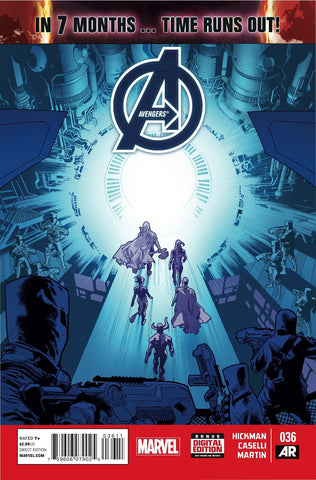 Avengers - Comic Issue #36