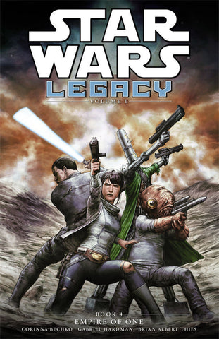 Star Wars - Star Wars Legacy II Book 4 - Empire of One TP