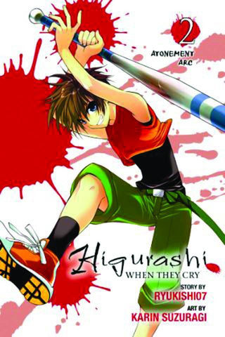 Higurashi When They Cry - Manga Vol 016 Atonement Arc Part 02